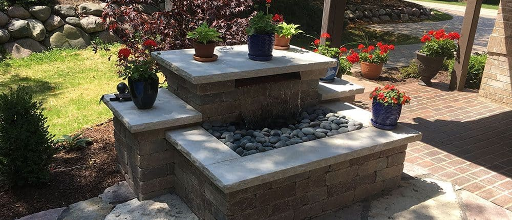 Home Water Feature